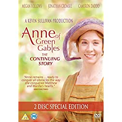 Anne Of Green Gables - The Continuing Story - 2 Disc Special Edition