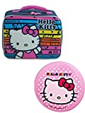 Hello Kitty - Insulated Lunch Bag w/Hello Kitty Chill Pak