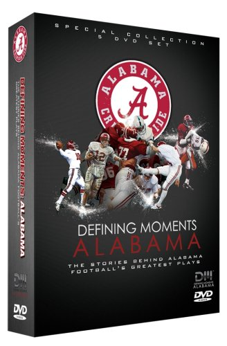 Defining Moments: Alabama Football [Import]