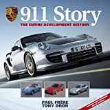 img - for Porsche 911 Story: The Entire Development History - Revised and Expanded Ninth Edition book / textbook / text book