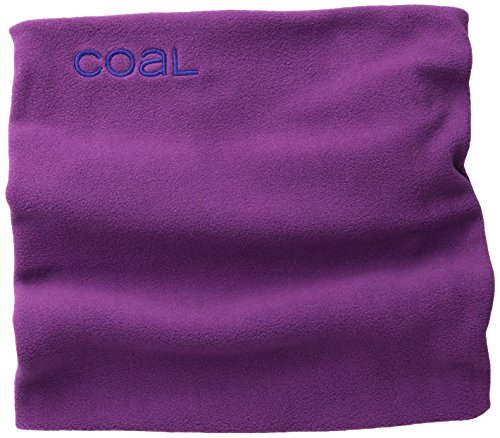 Coal Men's MTF Gaiter Neck Warmer, Purple, One Size