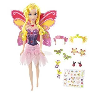 Barbie Fairytopia Fairy Doll - Elina