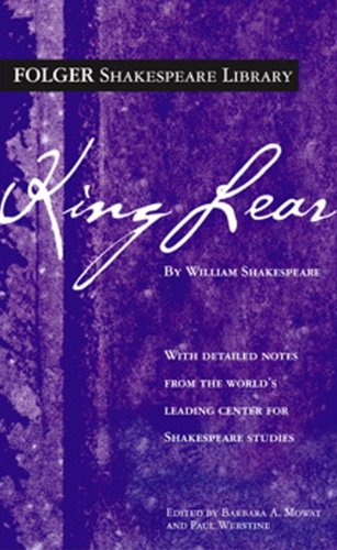 The Tragedy of King Lear (Folger Shakespeare Library)