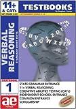 11+ Verbal Reasoning (Short Tests) (Bk. 1)