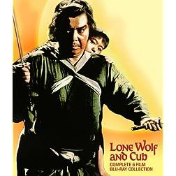 Lone Wolf & Cub Complete [Blu-ray]