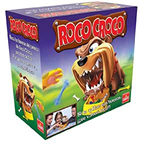 Amazon.com: Goliath - Jeu de société - Croc Dog: Toys & Games