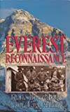 img - for Everest Reconnaissance: The First Expedition of 1921 book / textbook / text book