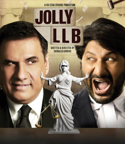 Jolly LLB (Hindi Movie / Bollywood Film / Indian Cinema Blu-Ray)