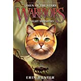 Warriors: Omen of the Stars #3: Night Whispers ~ Erin Hunter