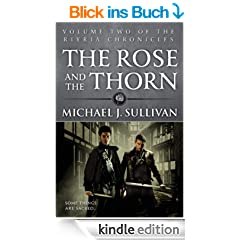 The Rose and the Thorn: Book 2 of The Riyria Chronicles (English Edition)
