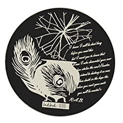 hehe Stainless Geometric Nail Image Stamp Stamping Plates Template - 35