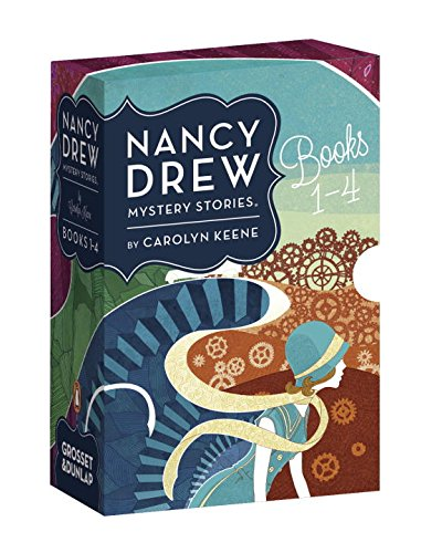 Nancy Drew Mystery Stories Books 1-4 (Nancy Drew Book 1 compare prices)
