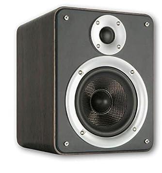 Artsound Genius AS150 WE Haut-parleurs multimédia Lounge Design 2 voies 110W Wengé