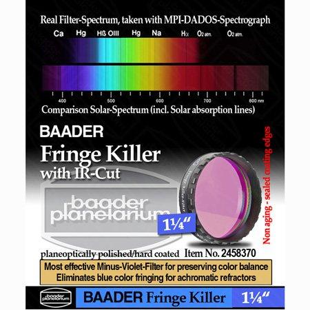 "Baader Planetarium Fringe-Killer Filter, 2"" Eyepiece"