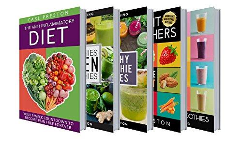Anti-Inflammatory Diet: Anti-inflammatory Diet Box Set: Anti-Inflammatory Diet Cookbook, Anti-Inflammatory Recipes, Anti-inflammatory Plan: Anti-inflammatory ...  recipes, Anti-inflammatory Plan) by Good Living