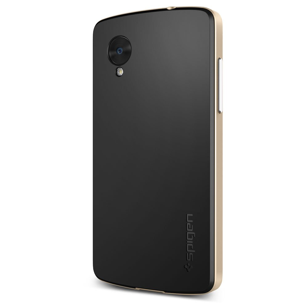 Spigen ultra hybrid slim armor neo hy google nexus 5 for Spigen nexus 5 template