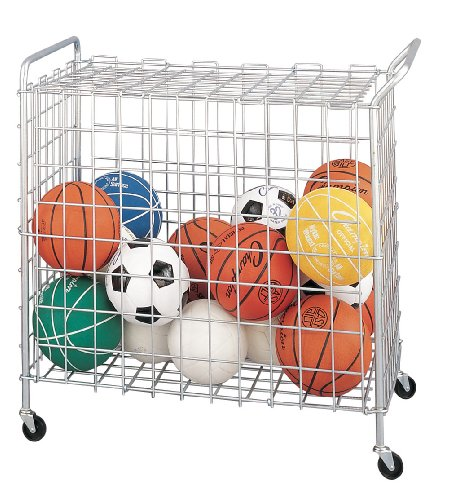 Champion Sports Portable Ball Locker