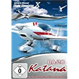"DA-20 Katana Add On f�r Flight Simulator X (CD-Rom)von ""PC CD-Rom"""