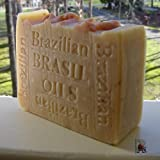 Brazilian Oil Soap(Face and Body) with Organic Acai Berry Butter ~ Natural Handcrafted...
