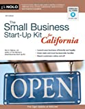 The Small Business Start-Up Kit for California Peri H. Pakroo