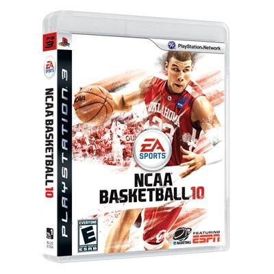 NCAA Basketball 10 (PlayStation 3)