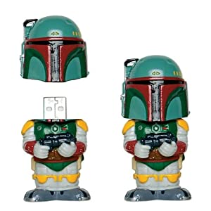 Star Wars Boba Fett USB Drive 4GB