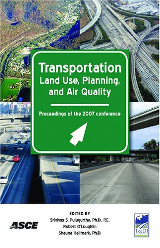 Transportation land-use planning, and air quality
