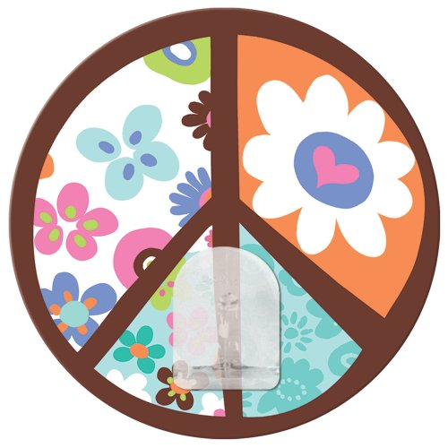 RoomMates  RMK2030HK Peace Sign Magic Hook