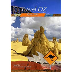 Travel Oz Afghan Willie, Pinnacles Desert and Bundaberg Queensland