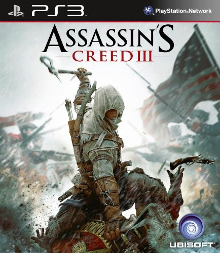 PS3 500 GB Assassin's Creed III Bundle (Assassin Creed 3 Liberation compare prices)