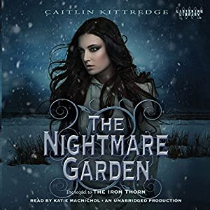 The Nightmare Garden: The Iron Codex, Book 2 Audiobook