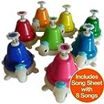 Musical Bells - Turtle Bells, 8 bells...