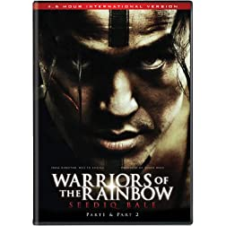Warriors of the Rainbow: Seediq Bale - 4 1/2 hour International Version