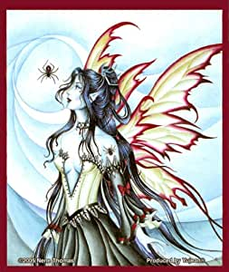 Amazon.com: Nene Thomas - Arachne Goth Fairy with Witchy Spider Tattoo