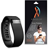 XShields© (3-Pack) Screen Protectors for FitBit Charge HR (Ultra Clear)
