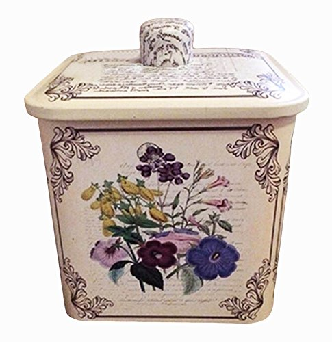 Retro frosted Storage Tins Boxes Practical Sealed Tea/Coffee/Candy/Canisters-04 0
