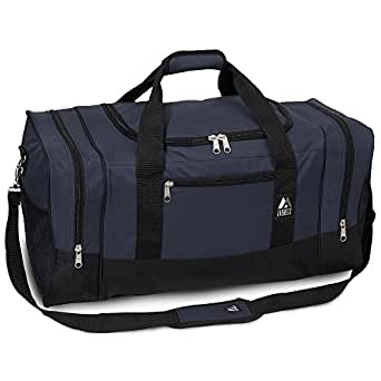 Everest Luggage Sporty Gear Bag Large NAVY