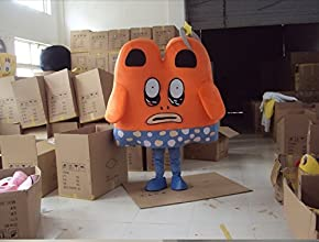 Mascot Costume Adult Character Costume Mascot As Fashion Free Shipping Cosplay Ice Cream Qqbaby