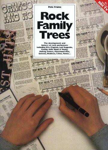 Complete Rock Family trees: 2v.in 1v