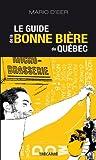 Le Guide de la bonne bière du Québec