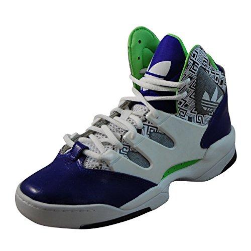 Adidas Glc - White / Purple, 6.5 B Us