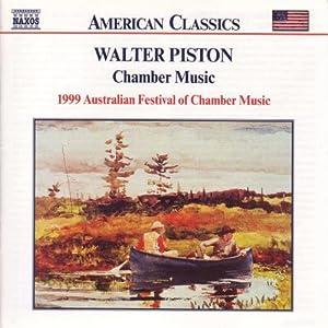 American Classics - Walter Piston (1999 Australian Festival Of Chamber Music)