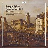 アイプラー:交響曲 第1番 ハ長調/同第2番 ニ短調/序曲 (Eybler: Symphonies 1 & 2; Overture)
