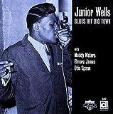 Blues Hit Big Town