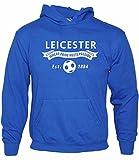 Leicester Fan Children's Hoodie - Blue - 12-13 yrs