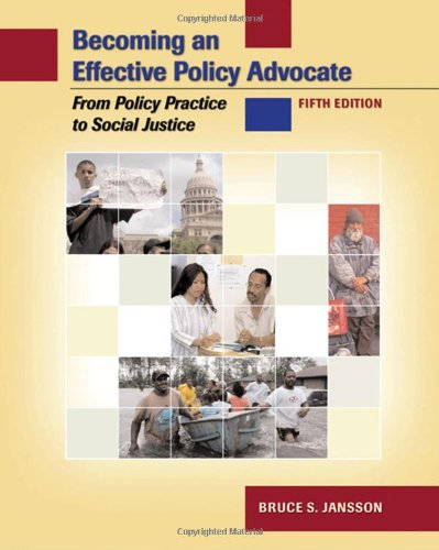 Becoming an Effective Policy Advocate: From Policy...