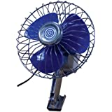 12v Delux Oscillating car fan