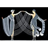 Fashion Illustration, by Erte (V&A Custom Print)