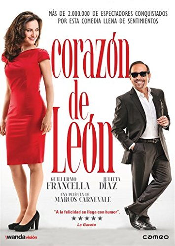 Corazón De Léon [DVD]