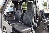 S500型 ダイハツハイゼットジャンボ用シートカバー ブラック